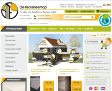 Website De Isolatieshop