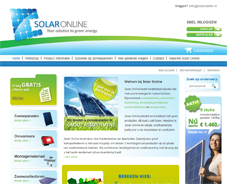 website Solar Online