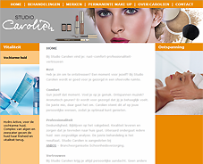 website Studio Carolien