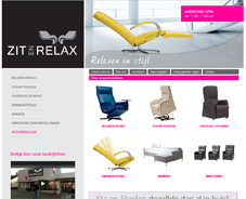 website Zit en Relax